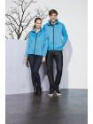 Куртка флисовая мужская New Look Men 250, бирюзовая оптом