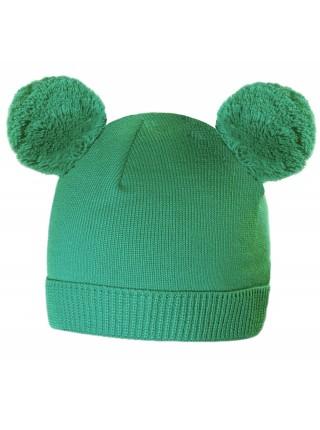 Шапка Funny, зеленая