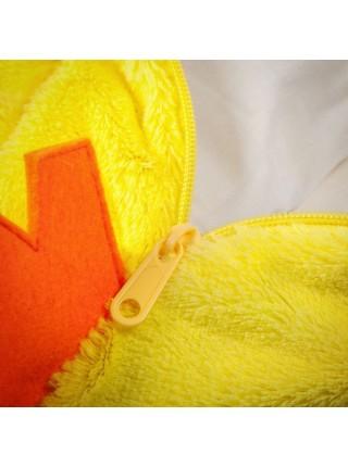 Игрушка-подушка «Цыпа» с пледом