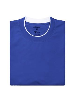 Футболка T-bolka Accent, ярко-синяя